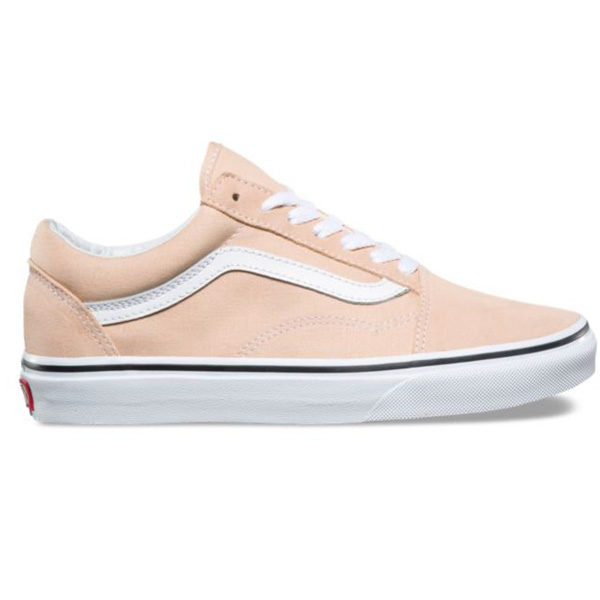 Vans Old Skool Damen Sneaker rosa