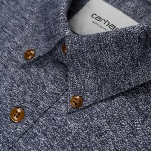 Button-down-Kragen