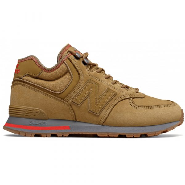 New Balance MH574 REB Herren Winter Leder Outdoorschuhe 2019