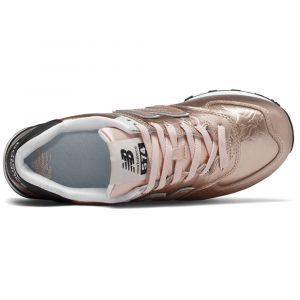 speziell dem Frauenfuß angepasstes Fußbett