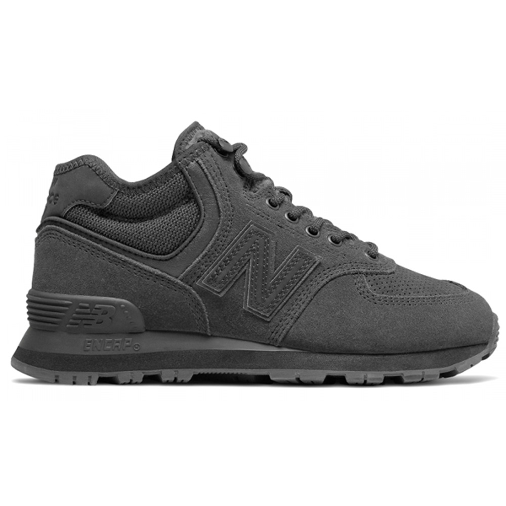 New Balance WH574 BG Winter Lifestyle Sneaker Damen schwarz