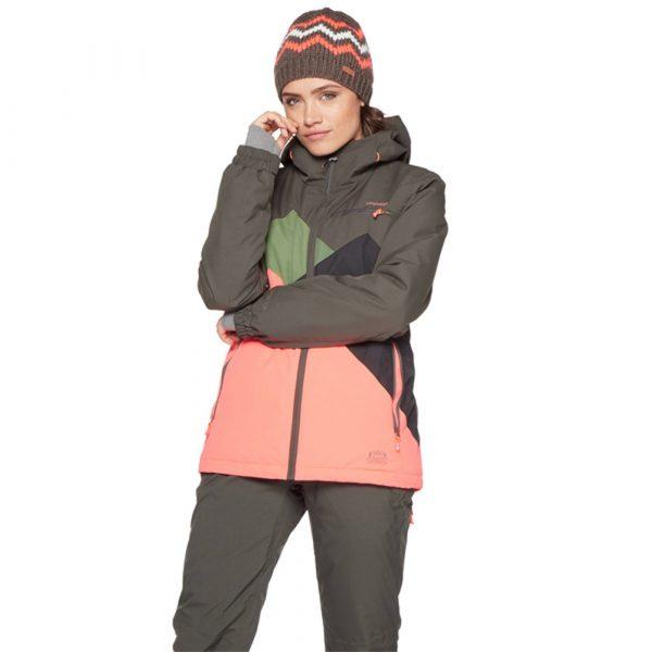 Protest Atomic Damen Ski und Snowboardjacke 2019