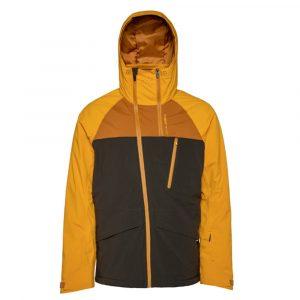 Feature High Collar Hood: Besonders große Kapuze, die auch das Gesicht mit abdecken kann und als Gesichtsschutz dient