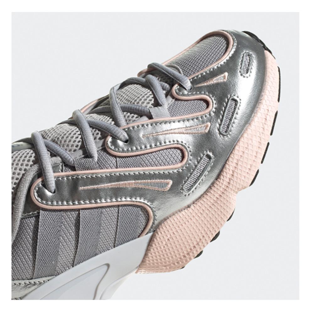 Adidas Originals EQT Gazelle Laufschuhe Damen silberpink EE5157