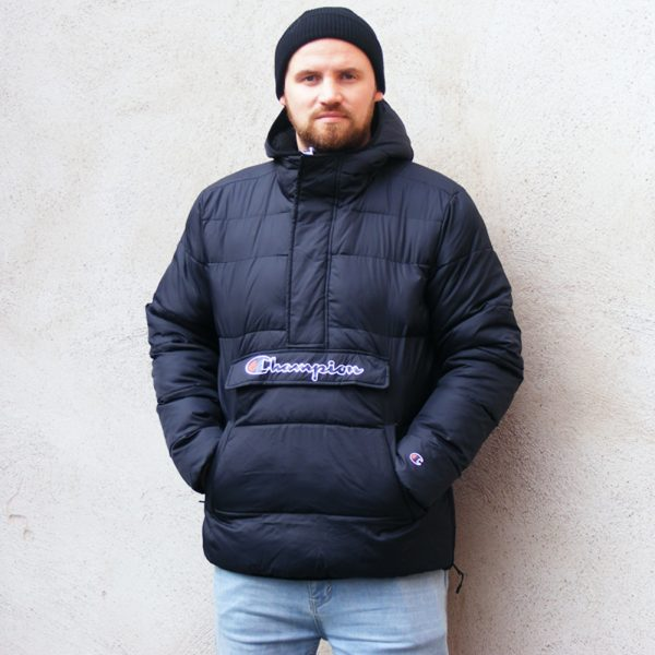 Champion Down Hooded Jacket Herren Winterjacke 2019