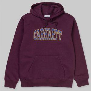 Carhartt WIP Hooded Theorie Sweatshirt 2019