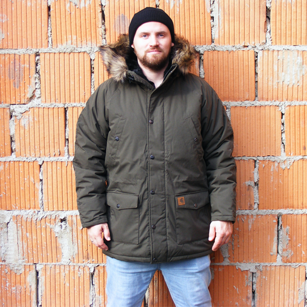 Carhartt WIP Manteau Trapper Padded | Size?
