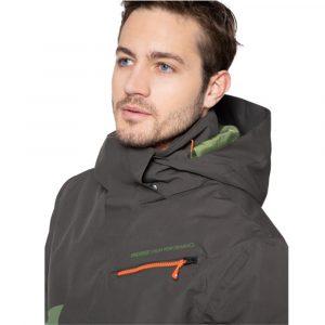 Brusttasche mit Zipper, Lift Pass Tasche mit Reißverschluss