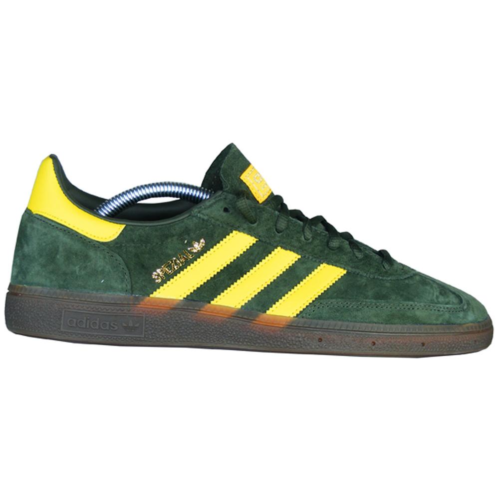 Adidas Herren Retro EF5748 Originals Schuhe grüngelb Handball Special Ybfgy76