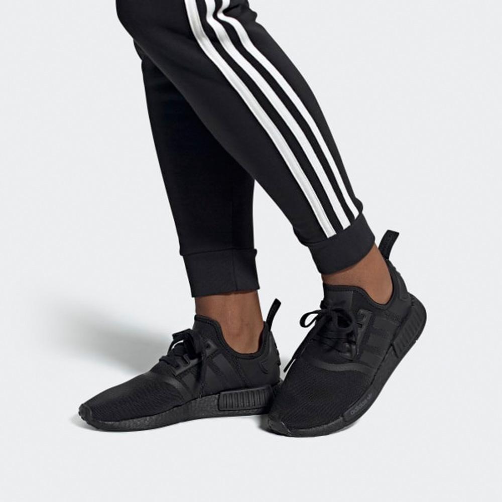 Adidas Originals NMD R1 Primeknit Herren schwarz FV9015