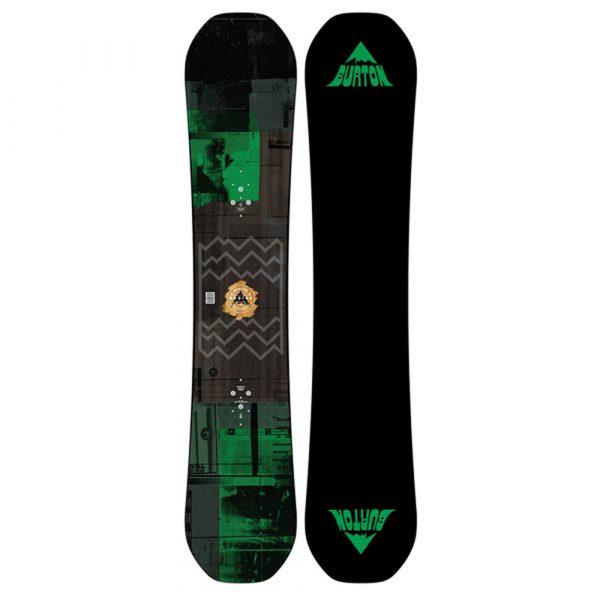 New Burton Radius Starter Snowboard 2020