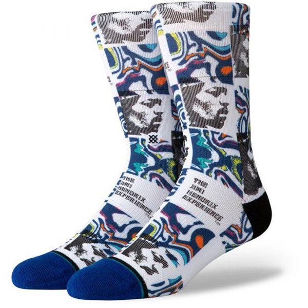 Stance Hendrix Dissolved Crew Classic Socken 2019