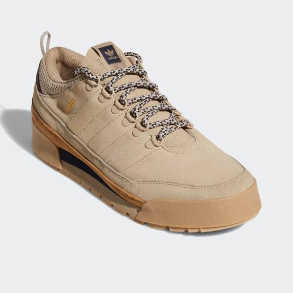 Adidas Originals Jake Boot 2.0 Low Winterschuhe Herren khaki EE6210