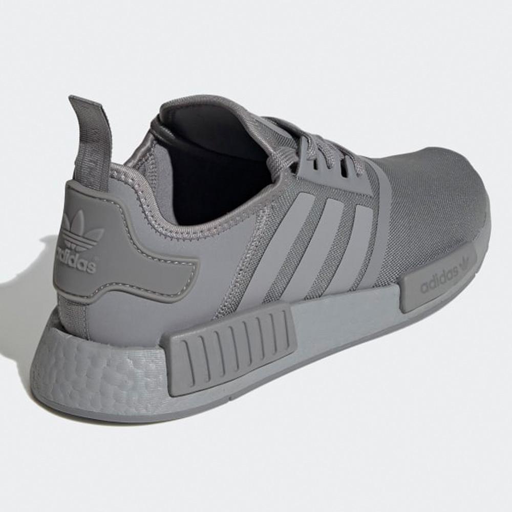 Adidas Originals NMD R1 Primeknit Sneaker Herren grau FV9016