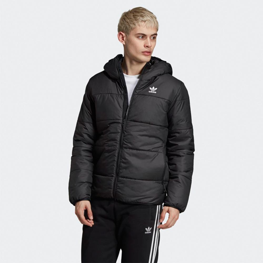 adidas Originals Padded Jacke für Herren Schwarz