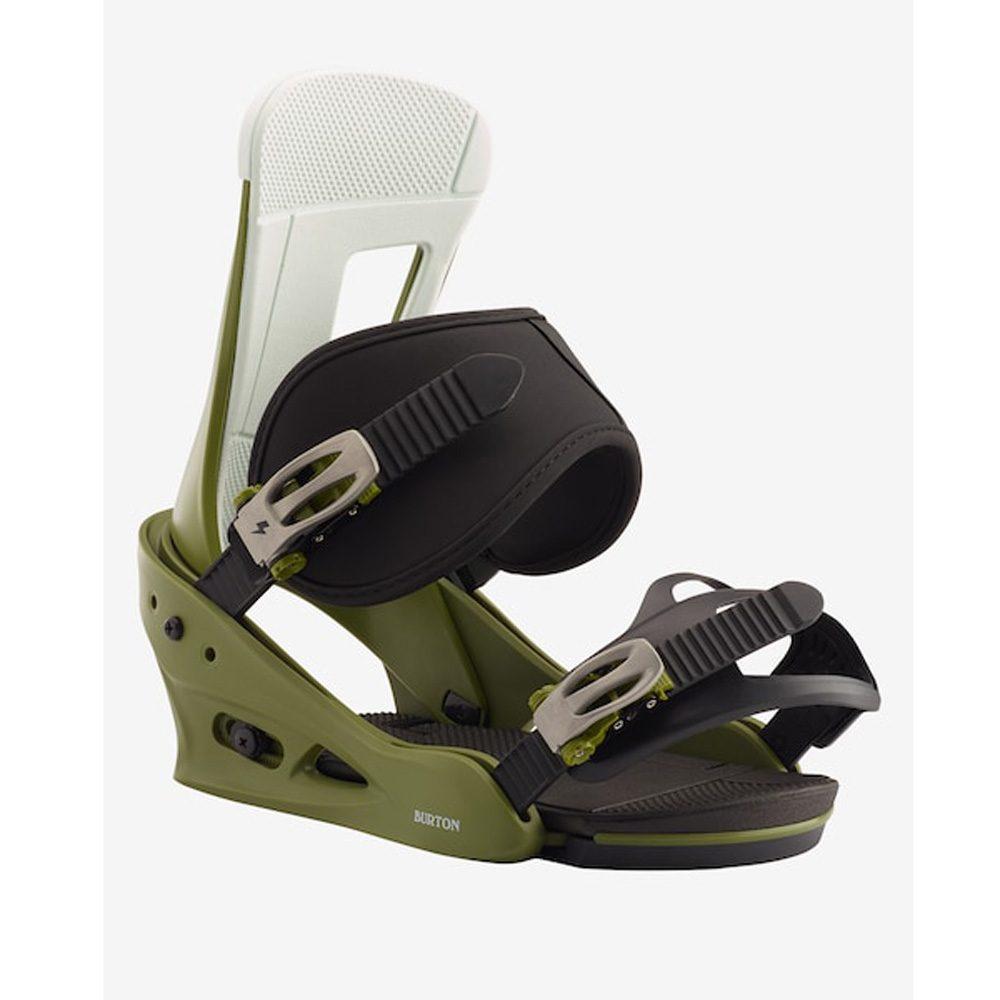 Neu Burton Freestyle Herren Snowboardbindung 2020
