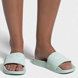 Adidas Originals Lite Adilette Damen Badeschuhe Freizeitsandalen 2020