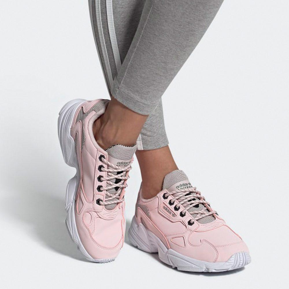Adidas Originals Falcon Damen Streetstyle Modeschuhe 2020