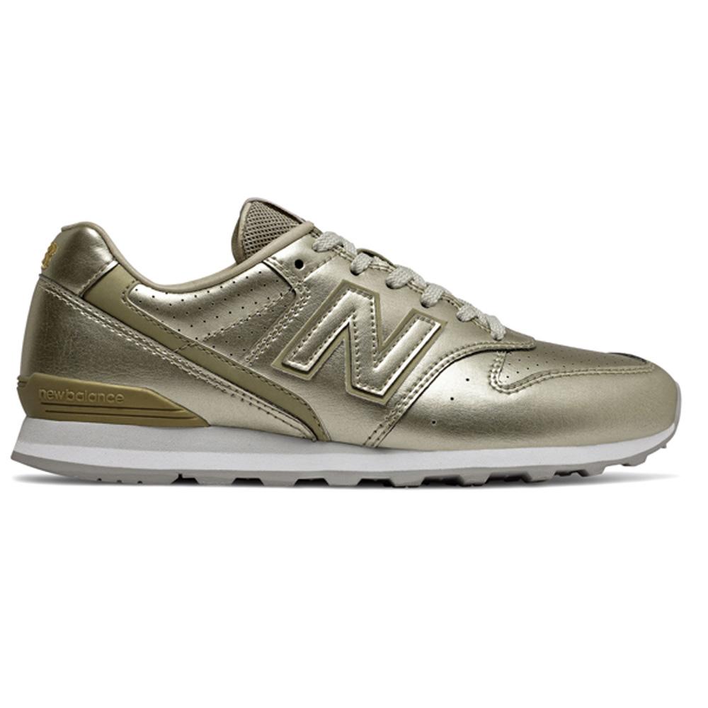 New Balance WL996 ALT Schuhe Damen gold