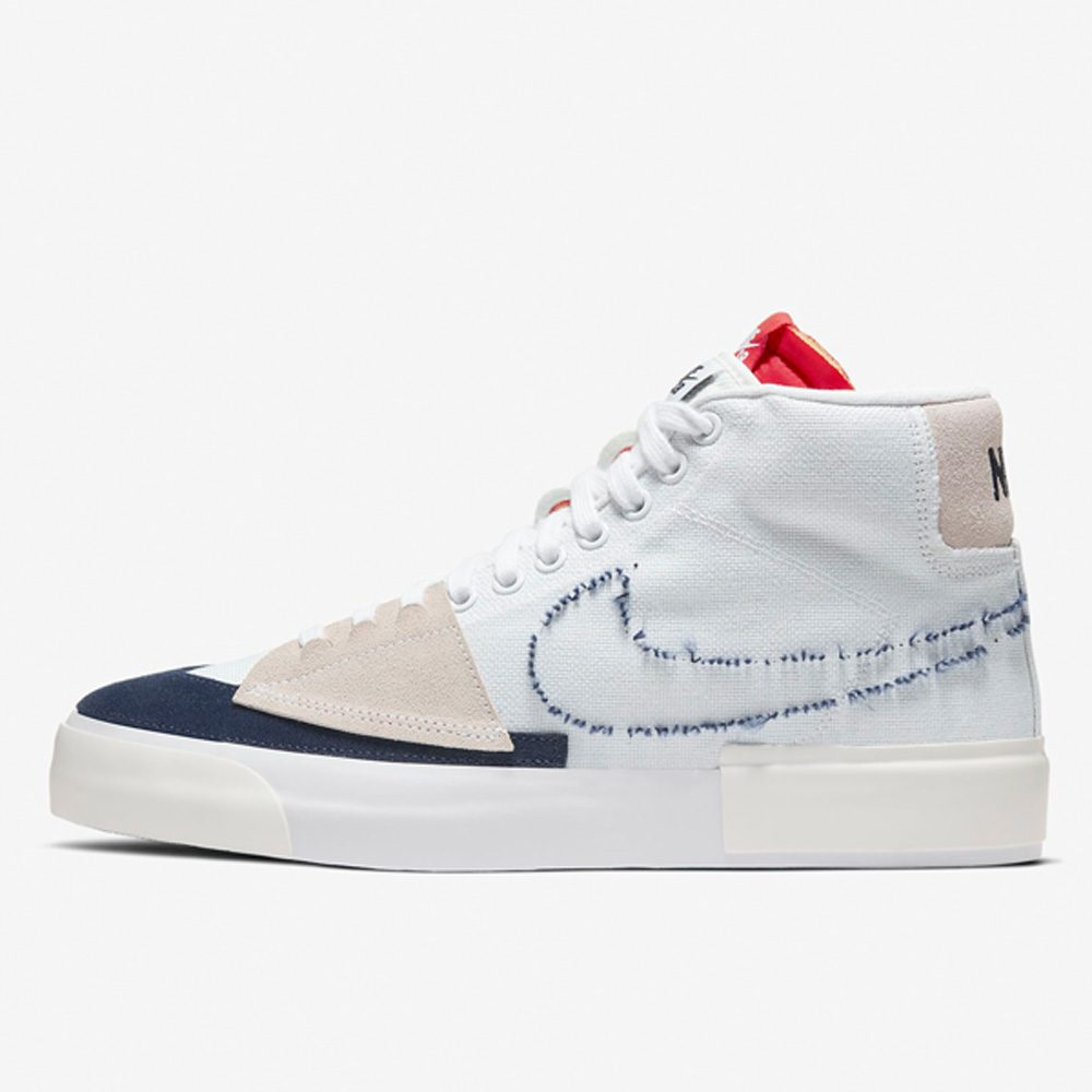 Nike SB Zoom Blazer Mid Sneaker Edge Schuhe 2020