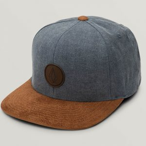 Volcom Quarter Fabric 6- Panel Snapback Cap 2020