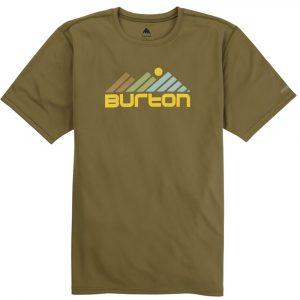 Burton Active Tee Herren T- Shirt 2020