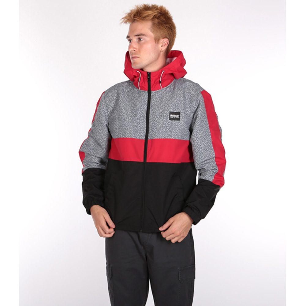Iriedaily Prime Hooded Jacket Herren Windblocker Jacke 2020