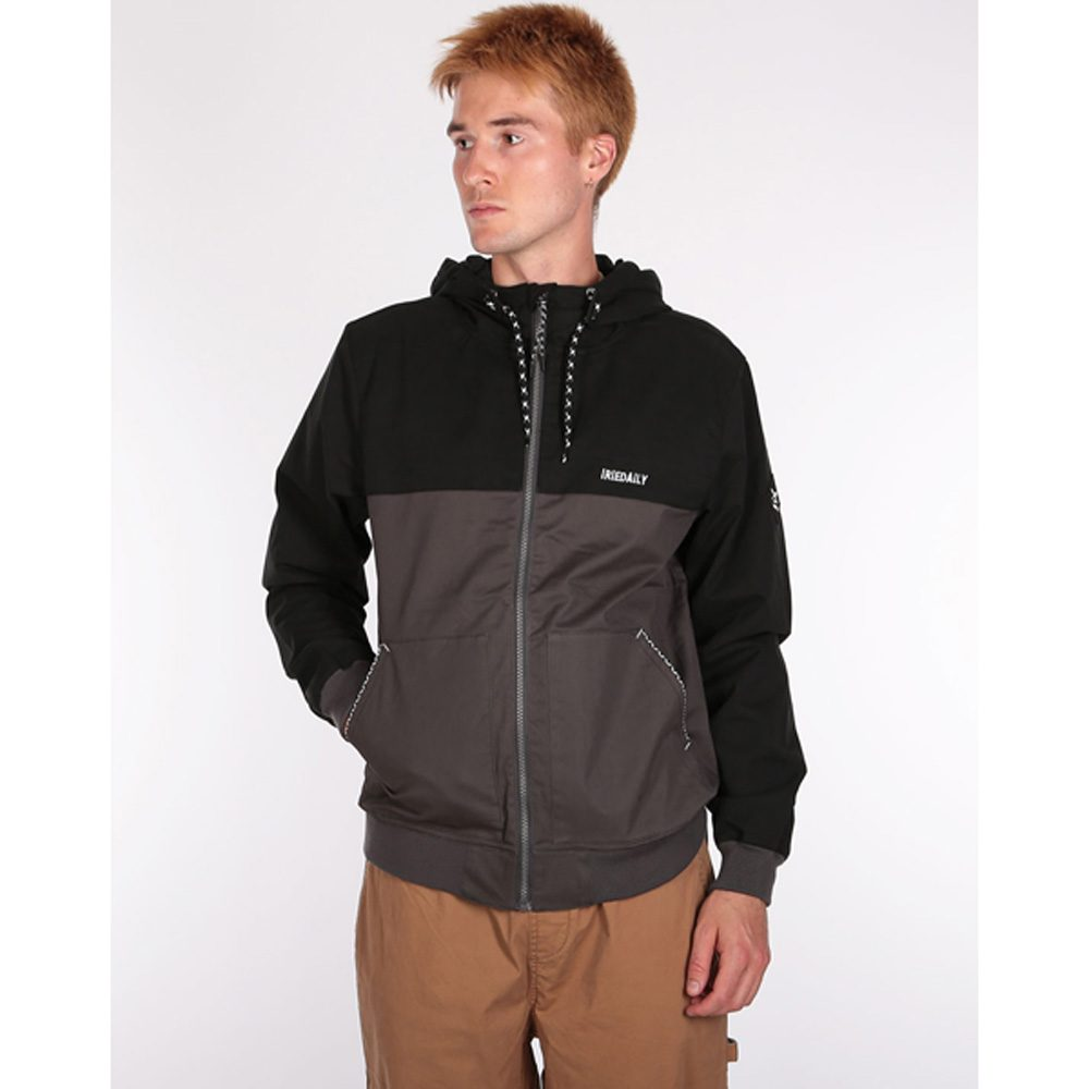 Iriedaily Twillson Hooded Jacket Herren Jacke 2020