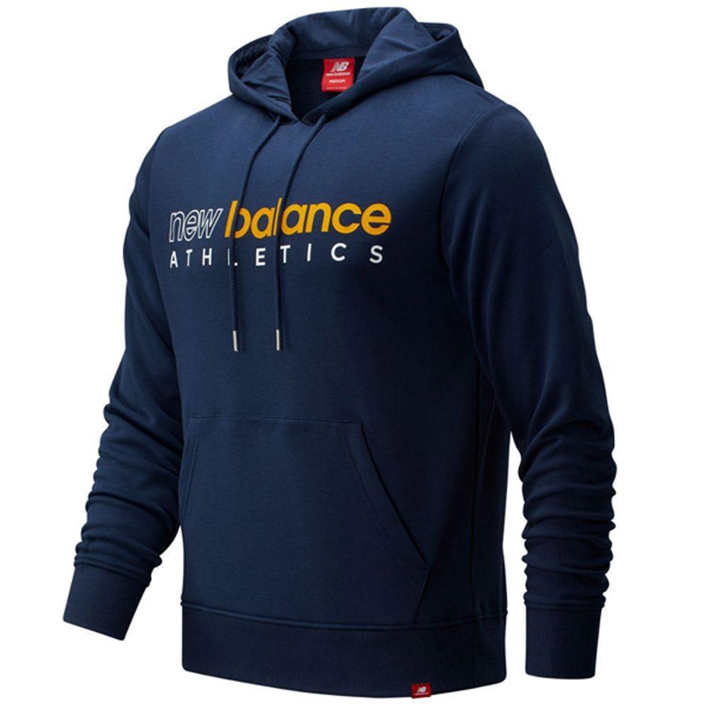 New Balance Essentials Icon Hoodie Herren Kapuzenpullover 2020
