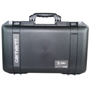 Peli X Carhartt WIP 1535 Air Carry-On Case Rollkoffer 2020 schwarz