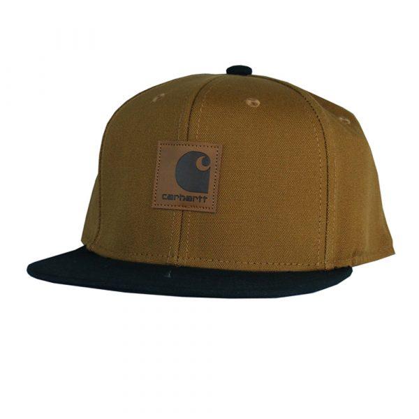 Carhartt WIP Bi-Colored Logo Snapback Cap 2020