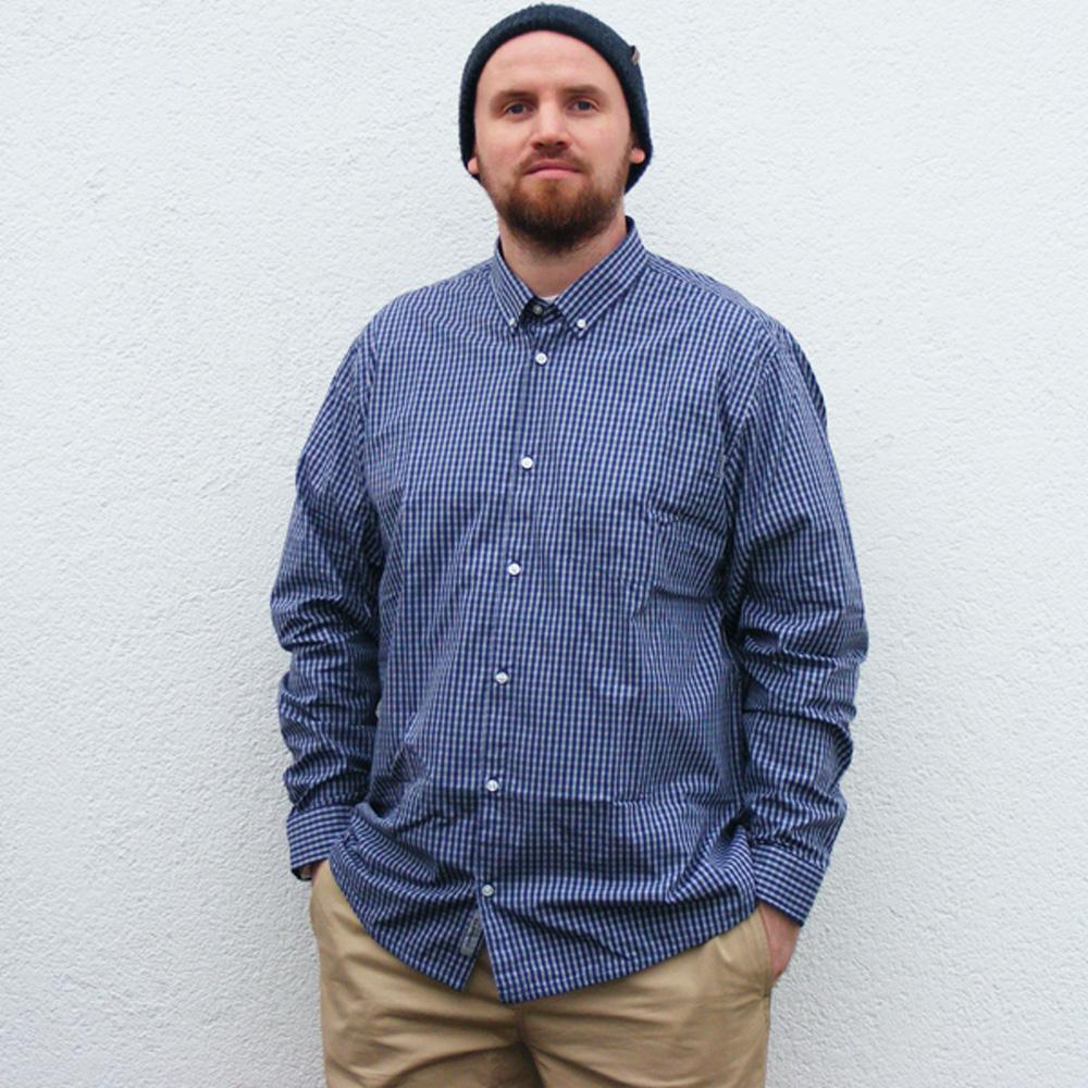 Carhartt WIP L/S Alistair Check Shirt Langarm Baumwollhemd 2020