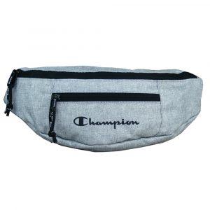 Champion Legacy Belt Bag 3 Liter Bauchtasche grau/schwarz