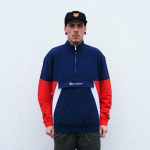 Champion Windbreaker Schlupfjacke 2020