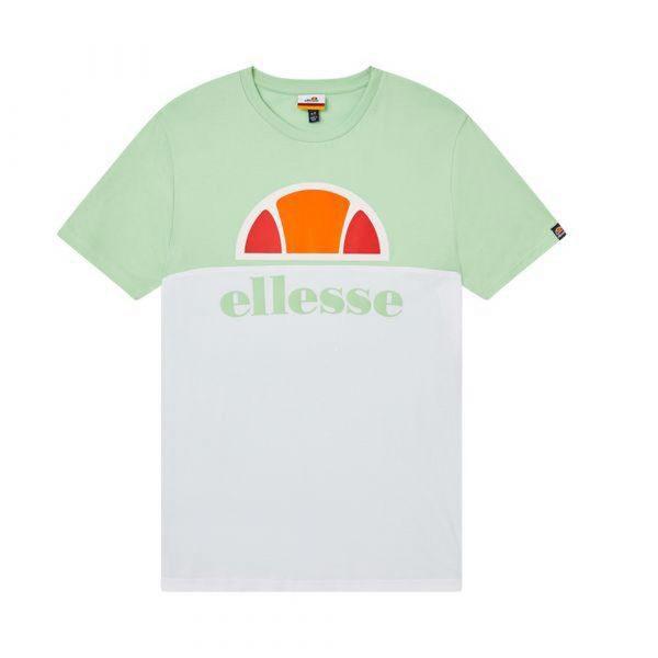 Ellesse Arbatax Shirt Herren weiss/gruen