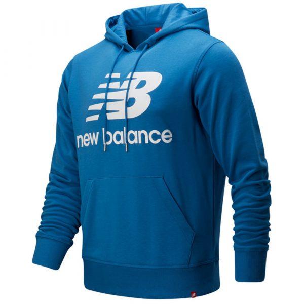 New Balance Essentials Stacked Logo Pro Hoodie Herren Kapuzenpullover 2020