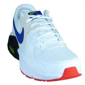 Nike Air Max Excee Herren Sneaker weiß/blau/rot