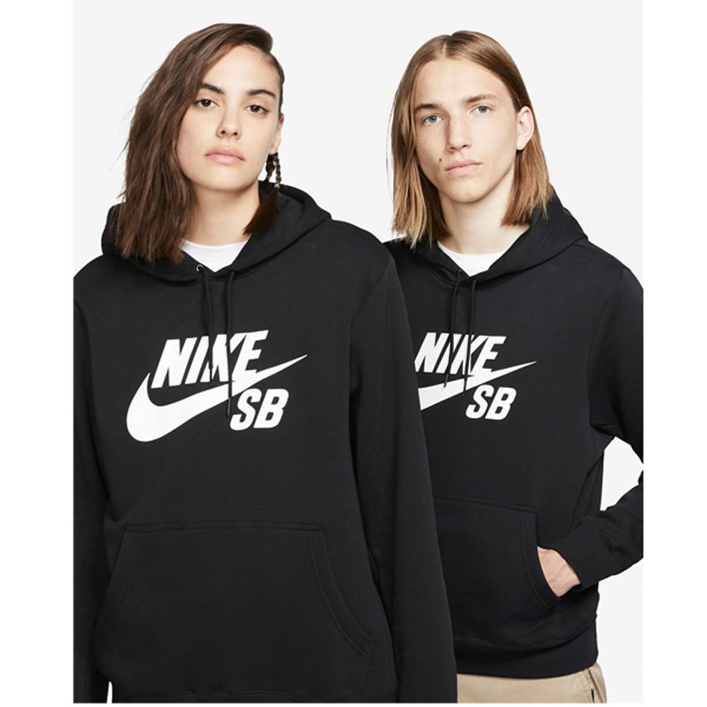 Nike SB Icon Skateboard Hoodie Kapuze Pullover Sweater
