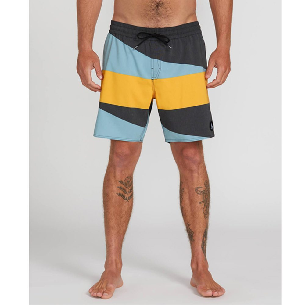 Volcom Knoticl Trunk 17 Herren Bade Short