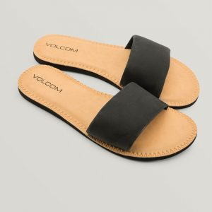 Volcom Simple Slide Zehentrenner Damen Badesandalen 2020