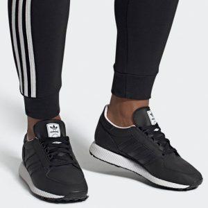 Adidas Originals Forest Groove Herren schwarz EE8966