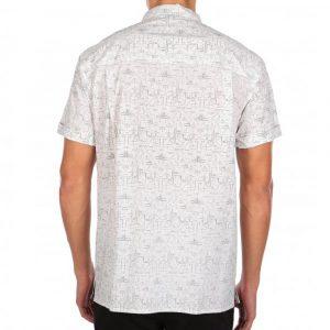 ganzheitlich bedrucktes Hemd