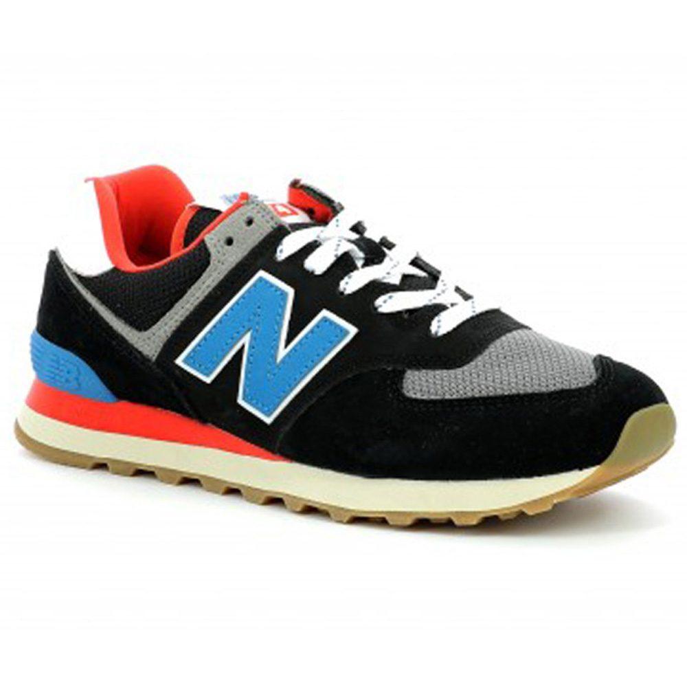 New Balance ML574 SOV Herren Sneaker 2020 schwarz