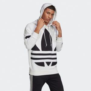 Adidas Big Trefoil Hoodie Herren Kapuzenpullover
