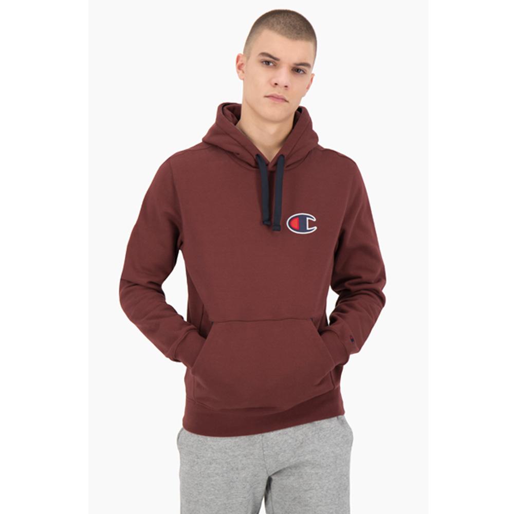 Champion Streetwear Kapuzenpullover Herren Hoodie 2020 rot