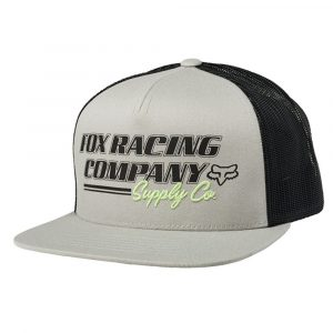 Fox Racing Pit Stop Snapback Cap