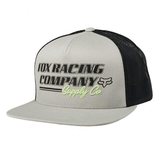 Fox Racing Pit Stop Snapback Cap
