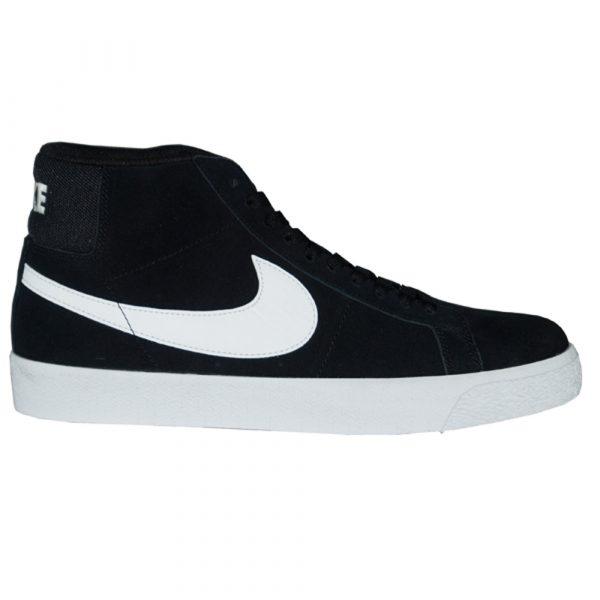 Nike SB Zoom Blazer Mid Sneaker schwarz/weiss