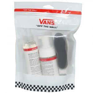 Vans Shoe Care Reiniger und Pflege Set 3 teilig
