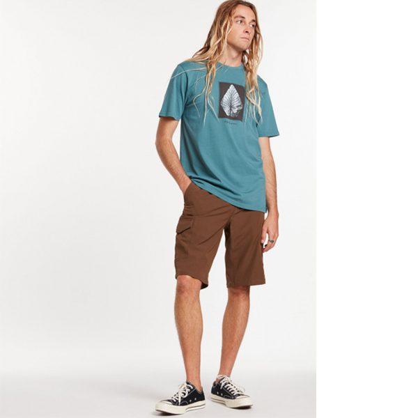 Volcom Surf N' Turf Dry Hybrid Cargo Shorts